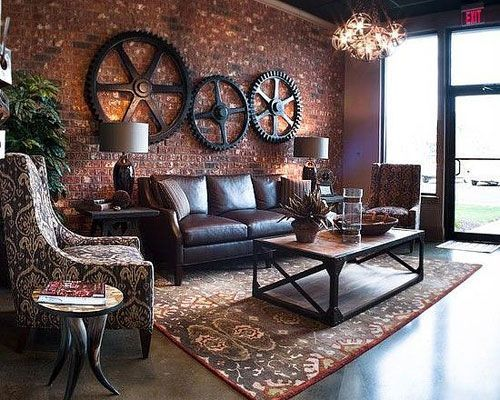 Comment créer une décoration industrielle ?